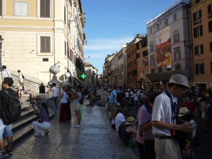 Piazza Spagana