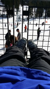 Solo ski